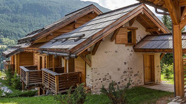Photo de présentation du chalet the mountain house à serre chevalier